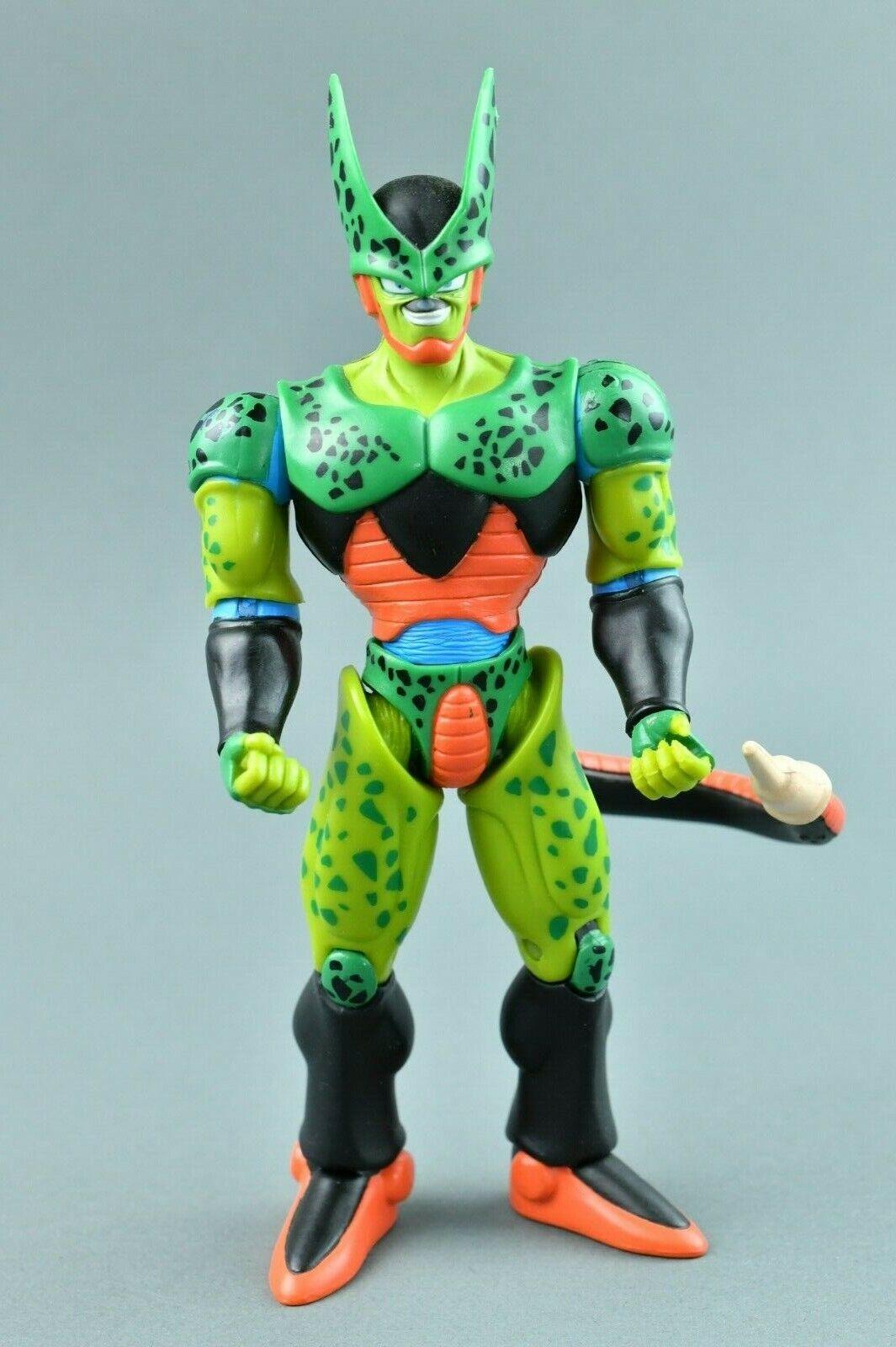 Dragon Ball Z Seconda Form Cell Dbz Jakks Pacific Figure