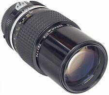 NIKON Ai 200mm F4 Nikkor