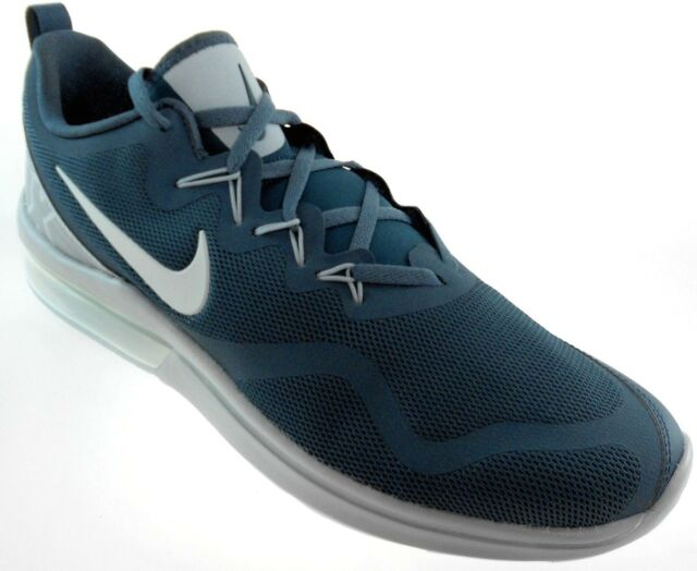 9f5f60b5a47c6 NIKE AIR MAX FURY MEN S BLUE FOX PLATINUM RUNNING SHOES  AA5739-403  120.