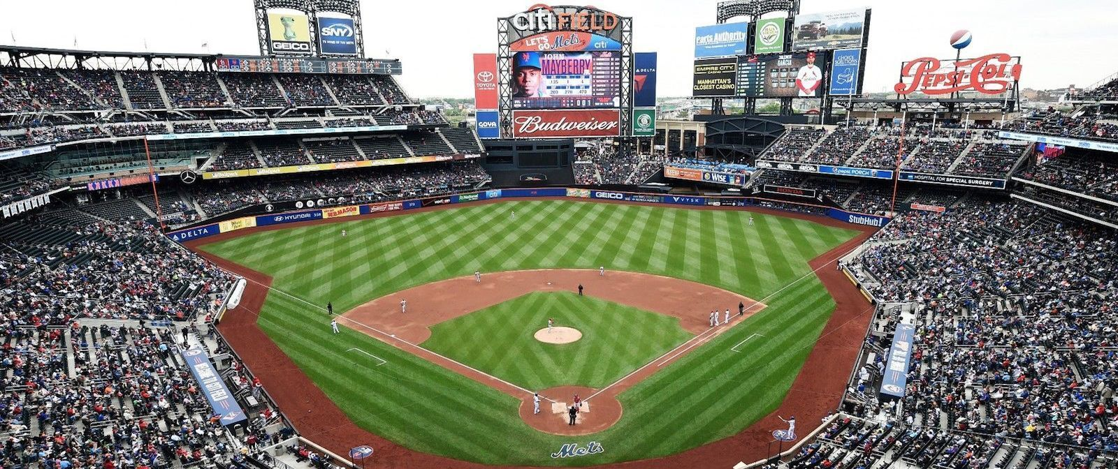 Atlanta Braves at New York Mets Tickets (Single Admission Doubleheader)