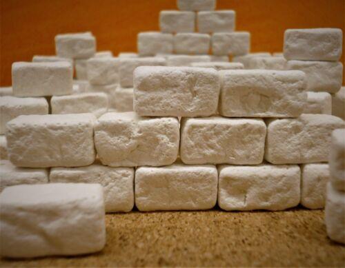 Krippenbau gratis Steine Krippenzubehör Ruinen Bausteine 150St 20x10x10mm
