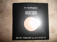Mac Shaping Powder Sculpting Powder Refill Full Size 6g Pro Palette Contouring