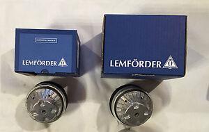 Image is loading 2x-ENGINE-MOUNT-LEMFORDER-25402-01-25401-01-