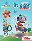 Disney Mickey Mouse Club Sticker Scenes 9781472349507 Paperback