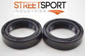 New All Balls Racing Fork Dust Seal Kit 57-131 For Kawasaki KZ 305 A CSR 81 82