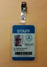 Suicide Squad Id badge- Dr. Harleen Quinzel Harley Quinn cosplay costume Prop