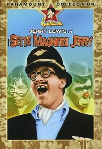 The-Family-Jewels-1965-Jerry-Lewis-Region-2-UK-DVD-New