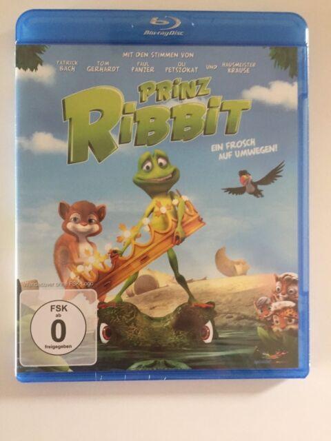 PRINZ RIBBIT, Blu-ray
