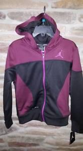 a8f25a2b189c NWT BOY S NIKE Jordan Therma Fit Full Zip Hooded Youth Jacket Coat ...