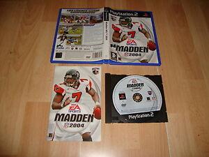 MADDEN-NFL-2004-FUTBOL-AMERICANO-DE-EA-SPORTS-PARA-LA-SONY-PS2-USADO-COMPLETO