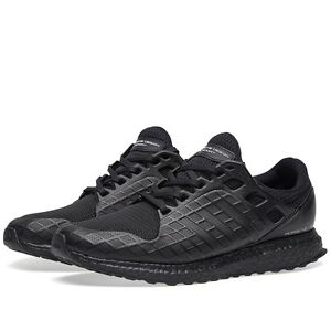 d35b880d3 Image is loading ADIDAS-PORSCHE-DESIGN-ULTRA-BOOST-TRAINER-Triple-Black