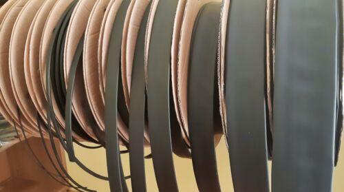 Schrumpfschlauch  OLEFIN 2:1 schwarz  verschiedene Ø von 1,2 bis 50,8 mm