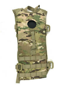 Multicam-Hydration-Backpack-Water-Carrier-System-Army-100oz-Pack-No-Bladder