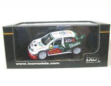 Skoda Fabia WRC No. 21 Rally Catalunya 2006