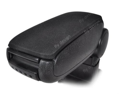 mittelarmlehne armlehne ford focus ii 2004-10 SCHWARZ stoff accoudoir armrest