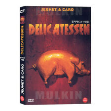 Delicatessen (1991) DVD - Marc Caro, Jean-Pierre Jeunet *NEW*