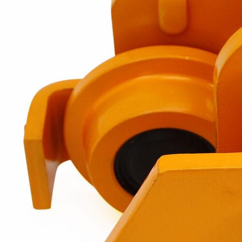 2T Laufkatze Schienenlaufkatze Handfahrwerk Rollfahrwerk Seilwinde