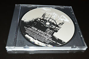 Aaron-Lewis-STAIND-How-About-You-Rare-2003-USA-PROMO-Radio-DJ-CD-Single-MINT