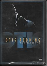 DVD ZONE 2--LIVE PERFORMANCE AND STUDIO--OTSI REDDING--REMEMBERING OTIS