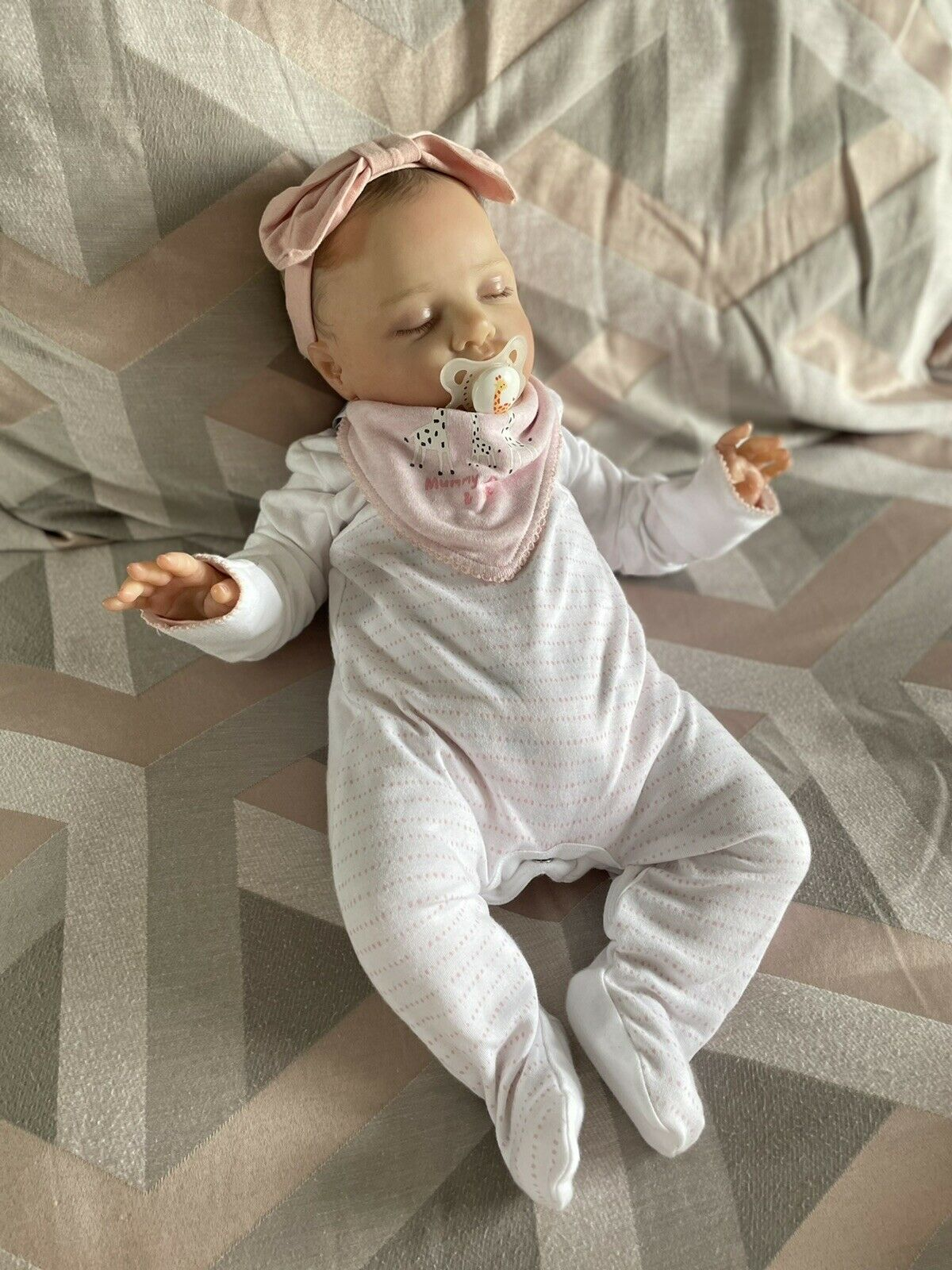 Reborn baby Ruby by Cassie Brace
