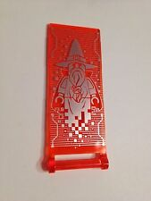 70317 LEGO Nexo Knights Fortrex Merlok Hologram Flag 30292pb025 TransNeon Orange