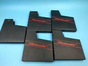 jeu-video-nintendo-nes-loose-BE-lot-de-fourreaux-nintendo