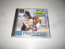 CRASH BANDICOOT 3 WARPED PLATINUM SONY PLAYSTATION 1 PS1