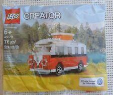 40079 LEGO CREATOR VW Bus T1 Camper Van - neu orginal Verpackt