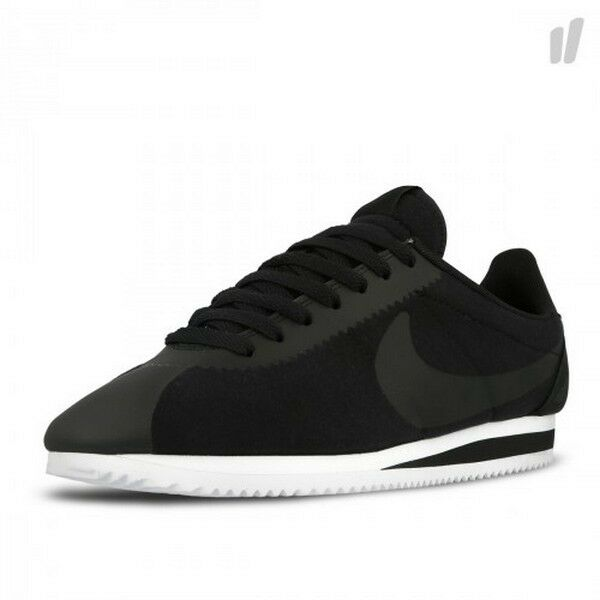 Nike Classic Cortez TP Tech Pack Fleece Black 749654-001
