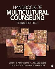 Handbook of Multicultural Counseling-ExLibrary