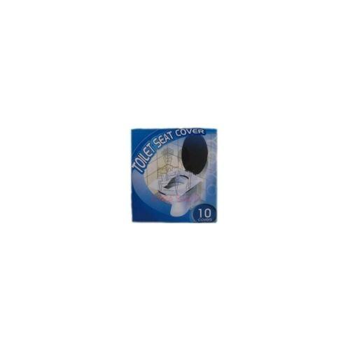 10 Pz Copriwater monouso igiene protezione per bagni toilet seat cover