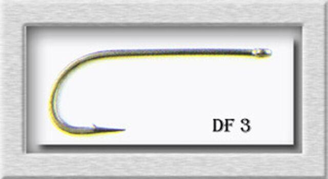Up Eye sz 10 Lightning Strike Fly Tying Hooks Scud//Emerger QTY 100 SE5
