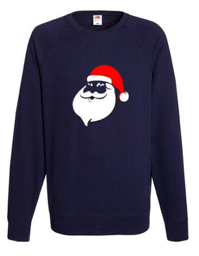 Enfants Sweatshirt De Noël Motif De Noël Pull Père Noël Santa Claus