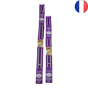 2 X Aiguilles à Tricoter Aiguille à Tricot diamètre 4mm longueur 26 36 cm