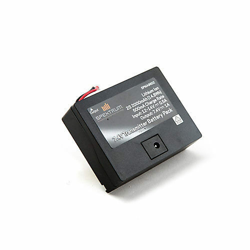 Spektrum 2000mAh TX Battery DX6G2-3DX7G2 DX8G2 DXe DX6e SPMA9602