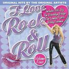 I Love Rock & Roll, Vol. 4 by Various Artists (CD, Mar-2006, Collectables)
