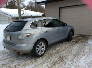 2007 Mazda CX-7 GPS camera SUV, Crossover