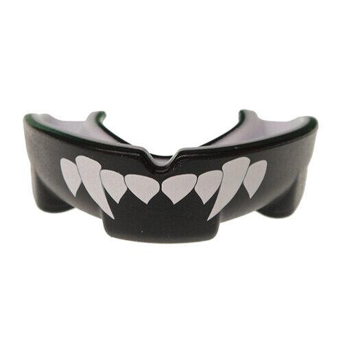 Black//White Shinobi Fangs Mouthguard