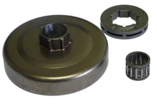 Ringkettenrad mit Nadellager passend zu Husqvarna 51 55 254  mit  7Z 3//8T