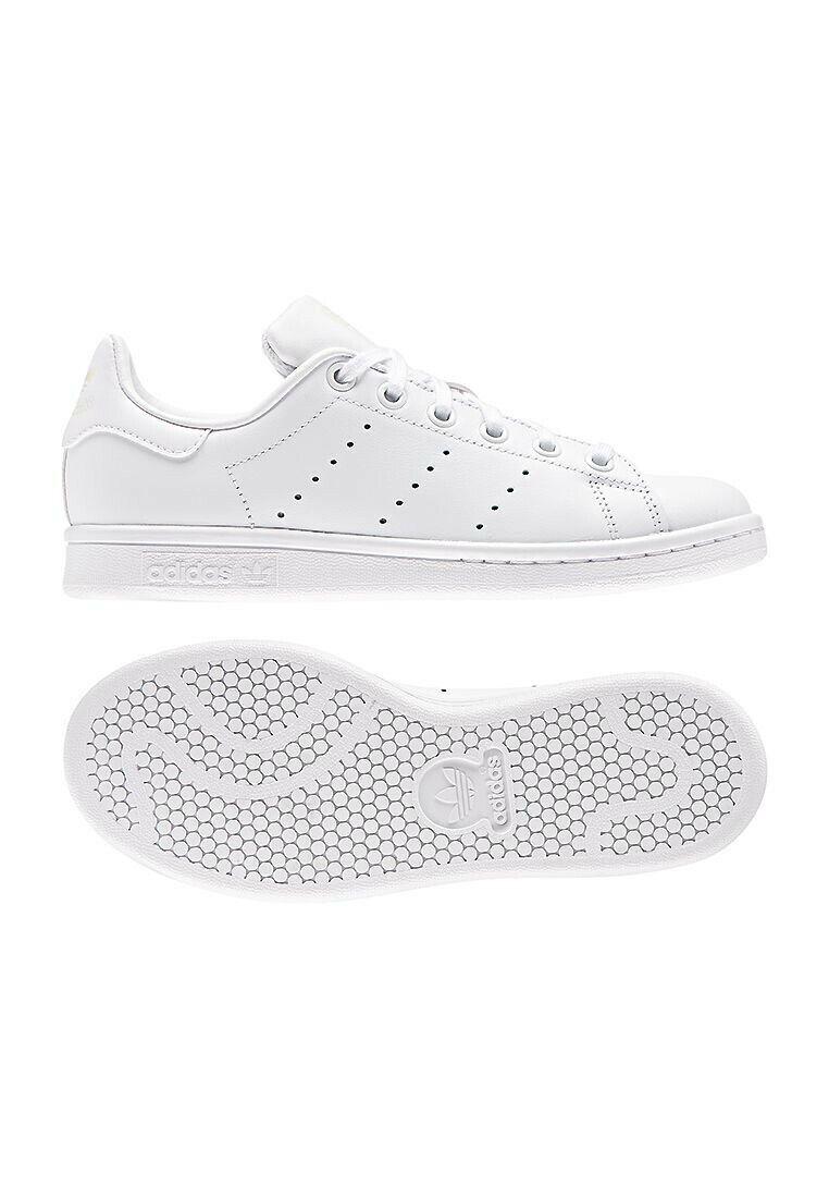 Adidas scarpe da ginnastica Stan Smith Y S76330  bianca  basso prezzo del 40%