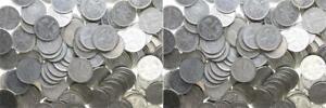 50 x 1 DM Kursmünze, gut geeignet für alte Spielautomaten, Flipper, Kicker usw