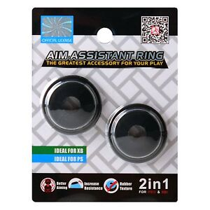 Details about FPS Aim Assist Analog stick Shock Absorbers for PS4 Xbox One  Controller