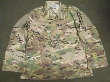 NEW GENUINE US ARMY CRYE MULTICAM FLAME RESISTANT RIPSTOP COMBAT JACKET. M-R.