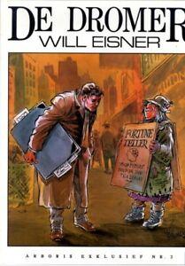 Arboris-Exklusief-reeks-2-De-dromer-Will-Eisner-Hardcover