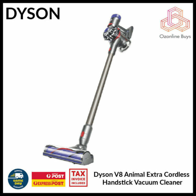 Dyson V8 Animal Extra Cordless Handstick Vacuum Cleaner *AU STOCK*
