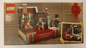 LEGO EXCLUSIVE Charles Dickens Tribute - A Christmas Carol NEW & SEALED 40410