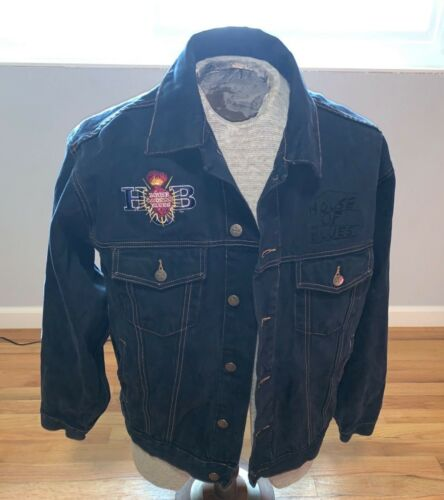 HOUSE OF BLUES Denim Jacket Sunset Strip - Men's S