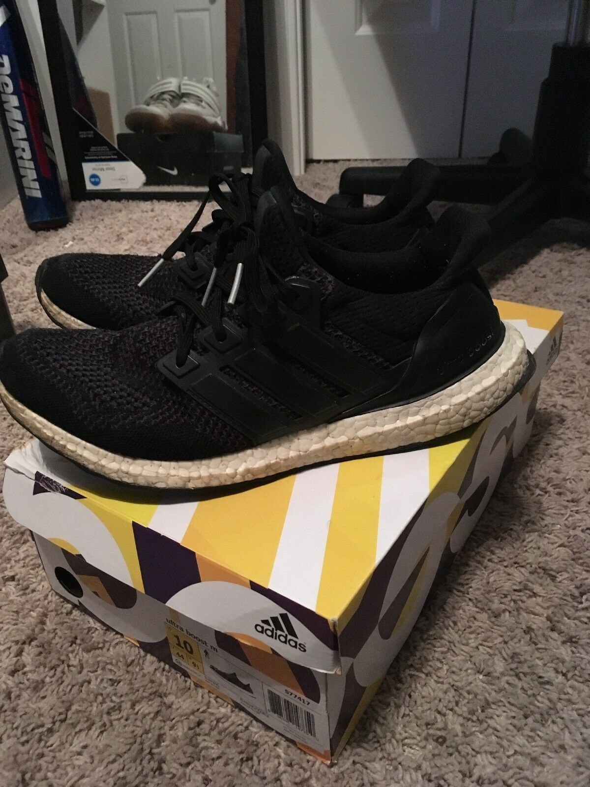 ultra boost 1.0 Core Black Size 10