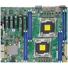 Supermicro Motherboard MBD-X10DRL-I-B LGA2011 E5-2600v3 C612 DDR4 PCI-Express