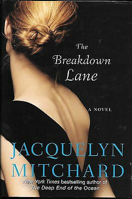 Large Print - The Breakdown Lane by Jacquelyn Mitchard (Hardcover)